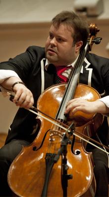 Borislav Strulev - Violoncello