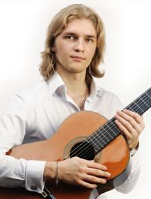 Roman Zorkin - Gitarre