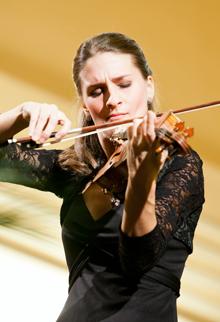 Svetlana Bezotosnaya - Violine